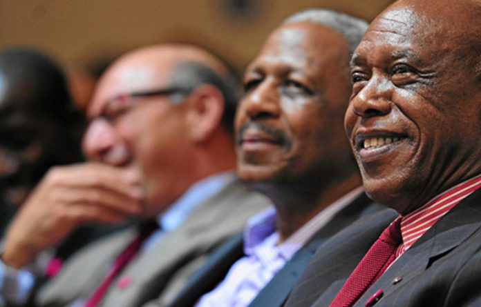 Mathews Phosa and Tokyo Sexwale are both vying for support from the youth league.