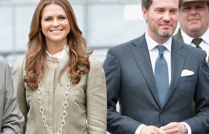 Princess Madeleine of Sweden is marrying commoner Chris O'Neill in Stockholm.