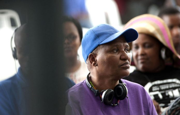 Funeka Soldaat caught the police's legal team off guard at the Khayelitsha commission of inquiry into policing.