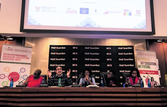 Speakers at the Critical Thinking Forum hosted by the Mail & Guardian at Wits discuss the many issues around fully integrating LGBTQI people into South Africa's institutions of higher learning.