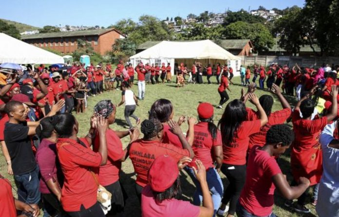 Abahlali baseMjondolo holds an annual Unfreedom Day rally to highlight needs not met.