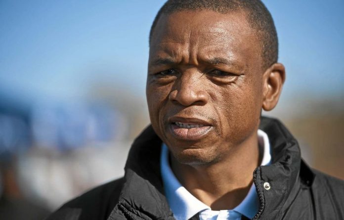 Supra Mahumapelo has defended his son and also said his family was willing to pay back the bursary if requested to do so.