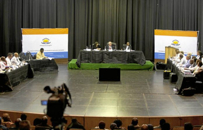 The Farlam commission of inquiry into the Marikana shootings heard further police evidence