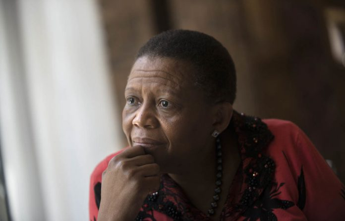 Pansy Tlakula has resigned as the head of the IEC over a botched leasing deal.
