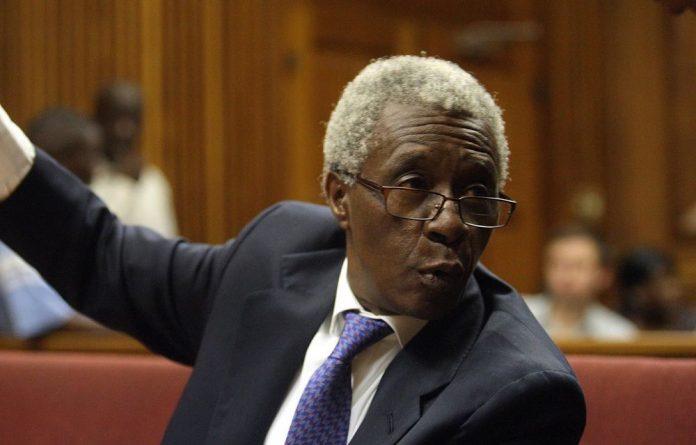 Judge Nkola Motata.
