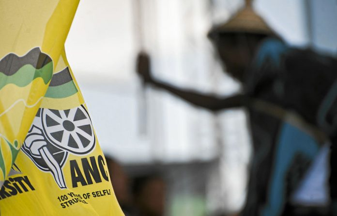 ANC branch meetings are turning out to be quite a large pothole in the road to the party's national conference.