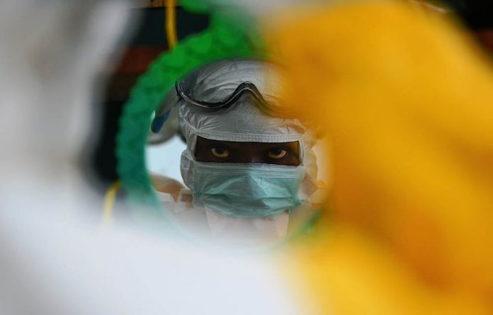 Japanese researchers say they have developed a new test for Ebola that would speed up diagnosis.