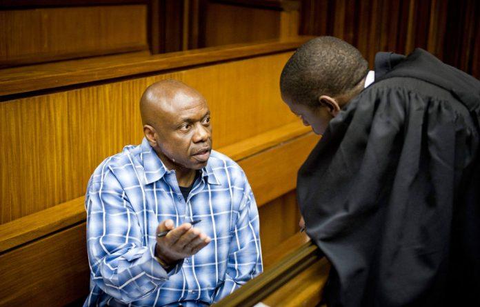 Alleged Nigerian terrorist Henry Okah appears in the South Gauteng High Court.