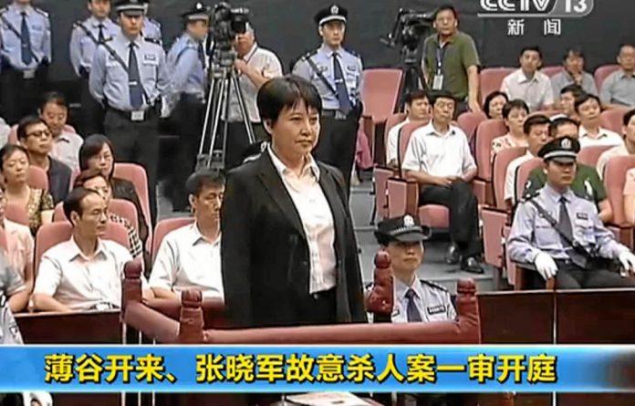 Gu Kailai's trial has eclipsed the deeper political drama.