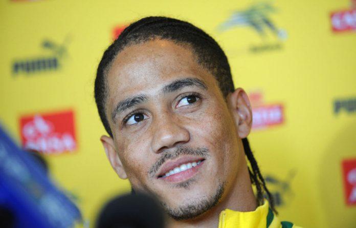 Bafana Bafana captain Steven Pienaar.