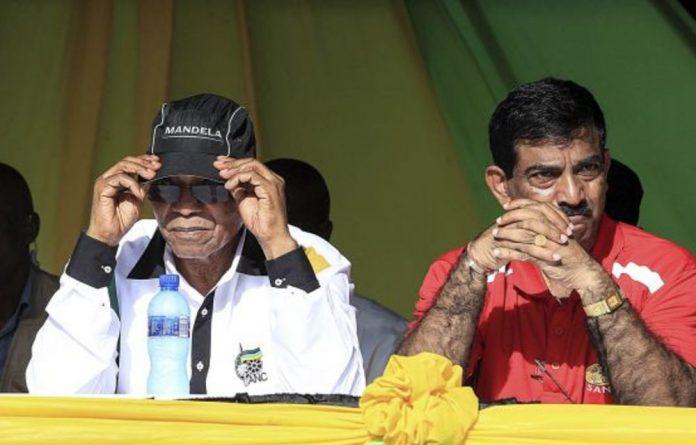 ANC factional divisions have hit Sanco treasurer Roy Moodley