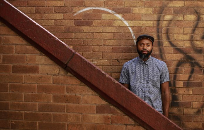 Film on film: Director Mpumelelo Mcata and his crew use their collaborative film