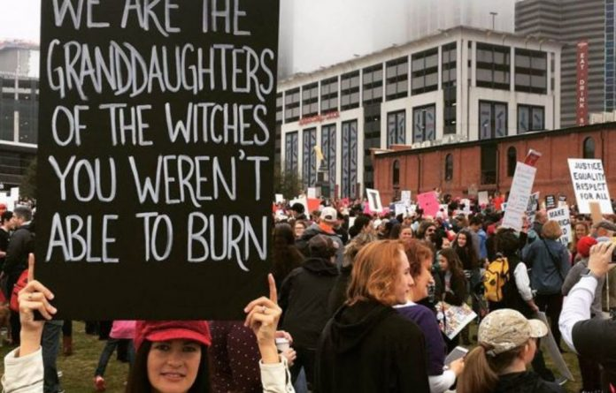 Remembering the witches of the past ensures that heteropatriarchal nationalism cannot continue to erase and subjugate women.