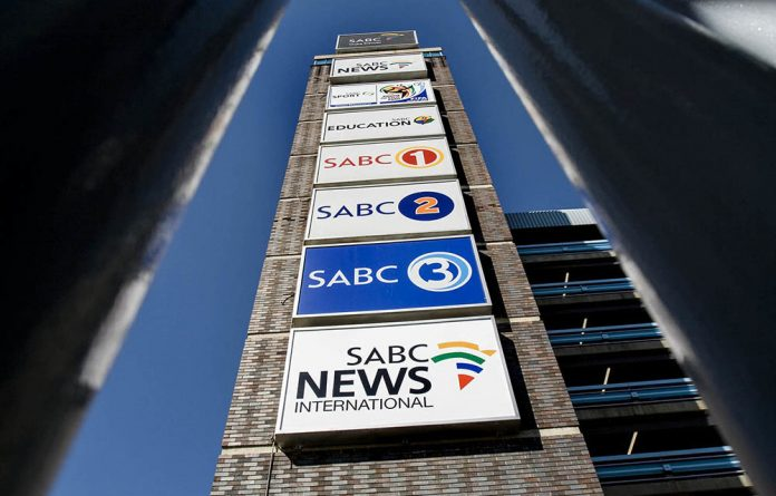 SABC offices