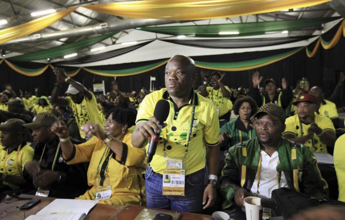 The Sihle Zikalala-led task team is attempting to get the provincial conference back on track