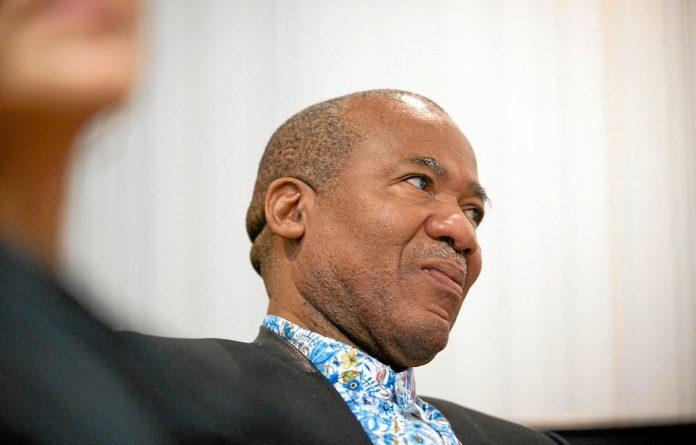 Clean bill: Professor Malegapuru Makgoba denies that the KwaZulu-Natal university has financial baggage.
