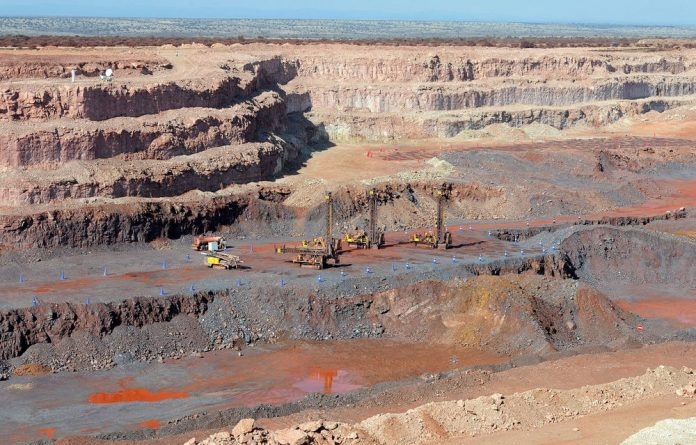 The strike at Kumba Iron Ore's mine is coming to a head as workers face the real threat of losing their jobs and eviction from the mine's premises.