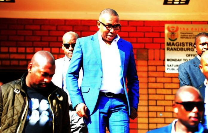 Mduduzi Manana lost his position as deputy minister of higher education following the Cubana incident.