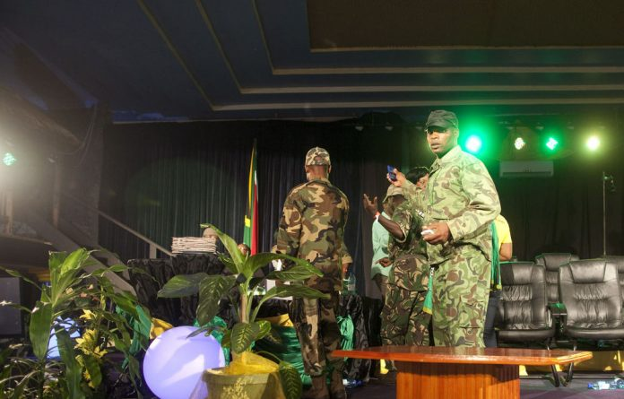 It is claimed that some veterans at the event were too young to have been in Umkhonto weSizwe.