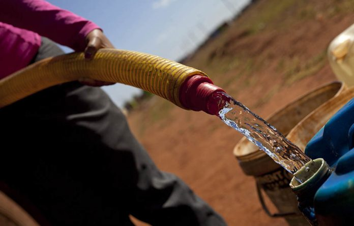 The municipality has also applied for drought relief funding.