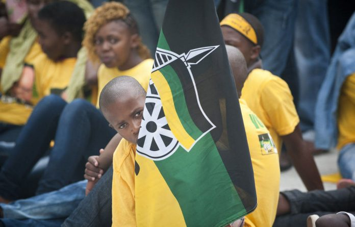 Young people can change and transform the ANC to be what they want it to be.