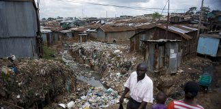 Poverty is a result of denialism of the way corruption taxes poor people