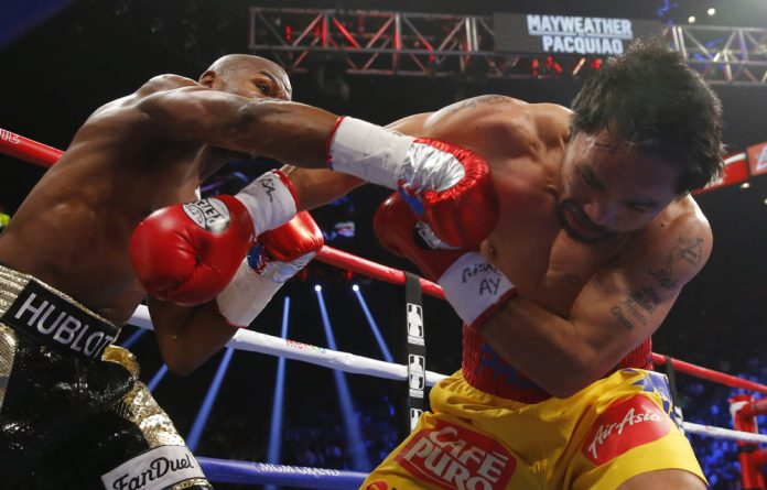Floyd Mayweather defeated Manny Pacquiao via a unanimous decision at the beginning of May.