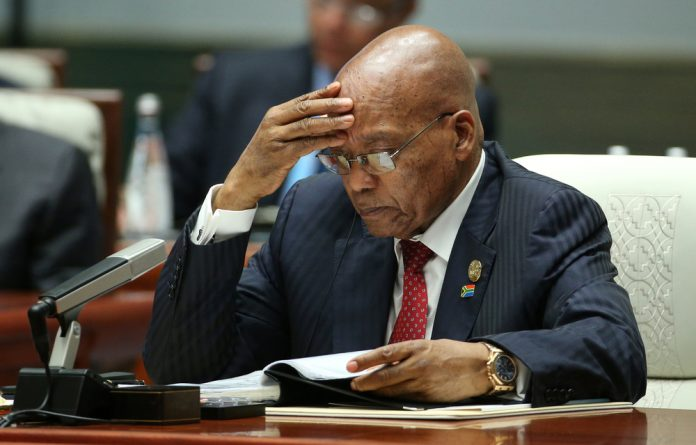 The charges relate to 783 questionable payments Zuma allegedly received in connection with the controversial multi-billion rand arms deal.