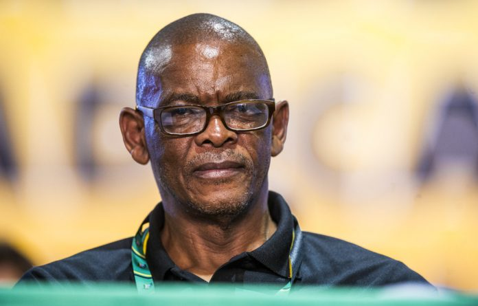 Implicated: Ace Magashule defends dodgy people who are on the ANC's lists of national and provincial candidates.