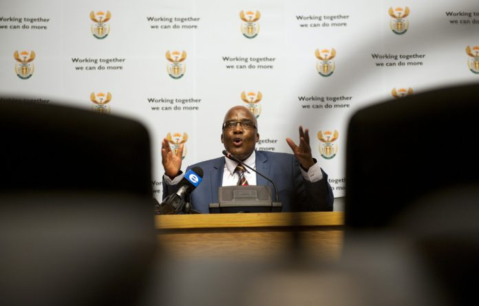 South Africa's health systems are not in crisis