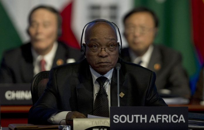 President Jacob Zuma has called for a cleansing ceremony to restore South Africa's morals.