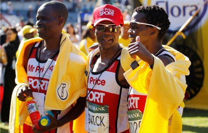 Comrades Marathon 2012 winner Ludwick Mamabolo says the past seven years has