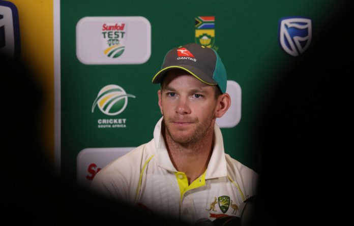 It was skipper Tim Paine's first Test win in five matches since taking over from the suspended Steve Smith in South Africa.