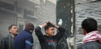 More than 274 people have been killed in the rebel-on-rebel clashes in Syria since they began on Friday.