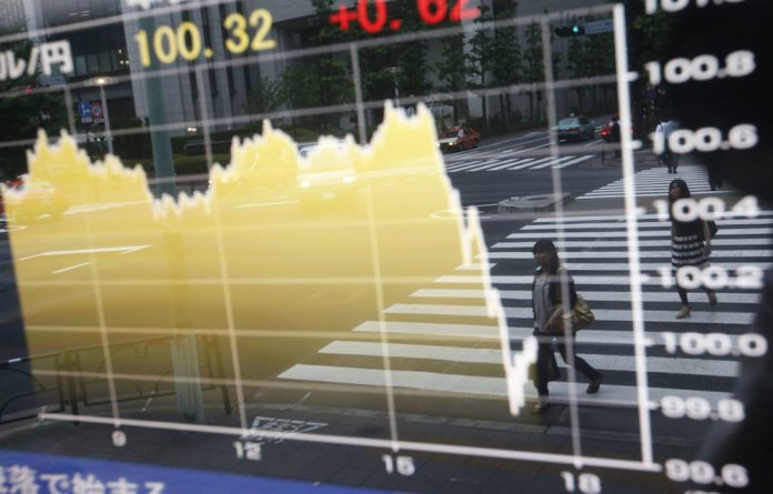 Currency affairs: The foreign exchange market has a daily average turnover of more than $5-trillion