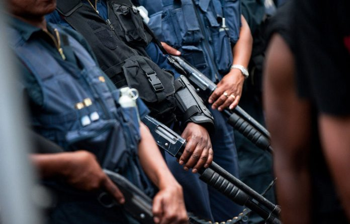 Police have killed three protesters in Relele