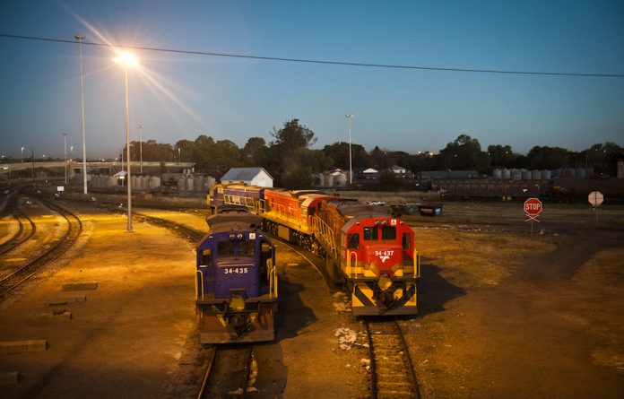 Former Transnet Freight Rail executive manager for legal affairs