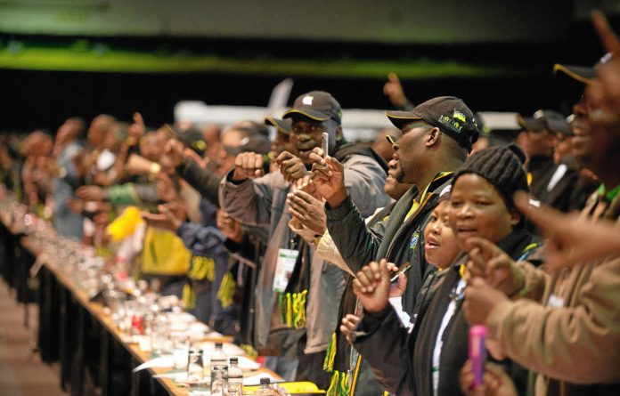 The opening of the nomination process meant that ANC members