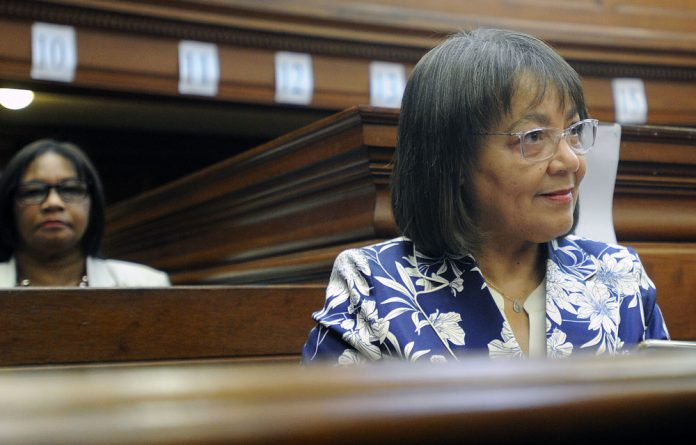De Lille reacted to the judgment on Tuesday by thanking her supporters and vowing to not let them down while she remained in office.