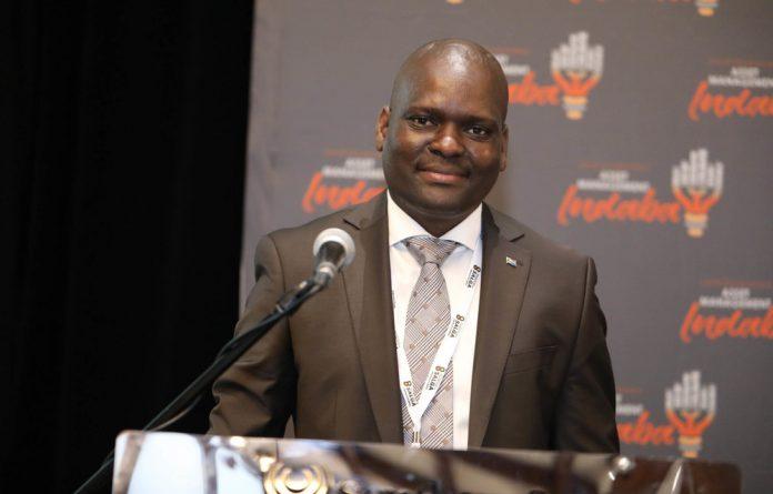 ANC KwaZulu-Natal provincial leader Mluleki Ndobe.