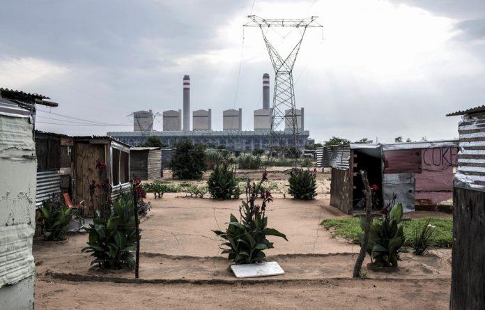 Rand guzzlers: The Medupi coal power plant
