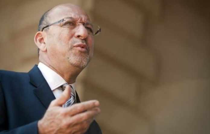 Minister in the Presidency for the National Planning Commission Trevor Manuel.