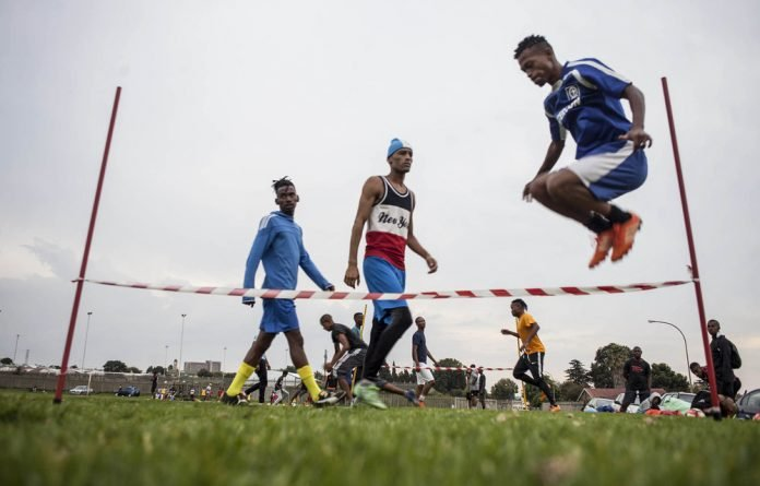 The Jump: La Masia FC players are in training for the Easter challenge in Boksburg