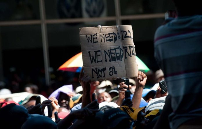 Analysts say collective bargaining is undermined by the larger issue of inequality.
