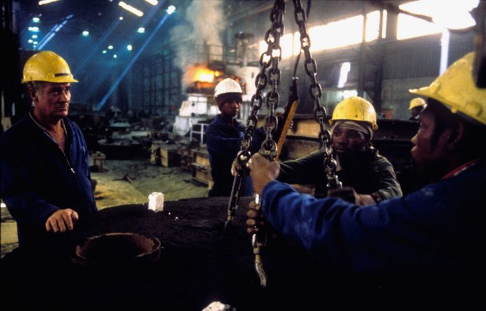Stats SA says job increases were recorded in the mining sector.