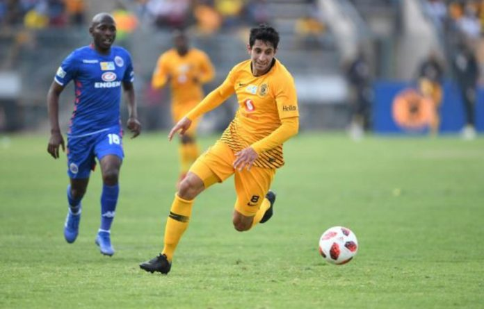 Leonardo Castro's goal during the MTN8 semifinal against SuperSport United was one of four beauties for Kaizer Chiefs this past week.