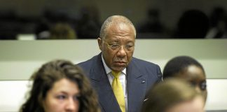 Charles Taylor has been found guilty of murder