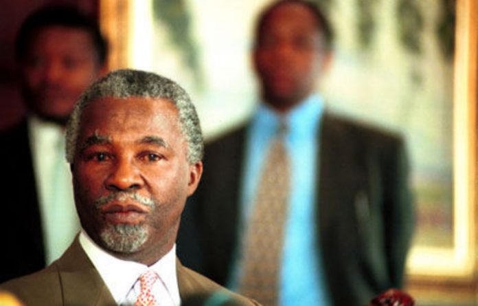Jacob Zuma lauded Thabo Mbeki's role in the fight against apartheid and as president at an ANC centenary lecture honouring the former president.