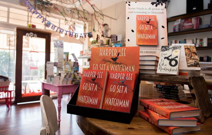 Harper Lee's Go Set a Watchman manuscript was discovered in the autumn of 2014.
