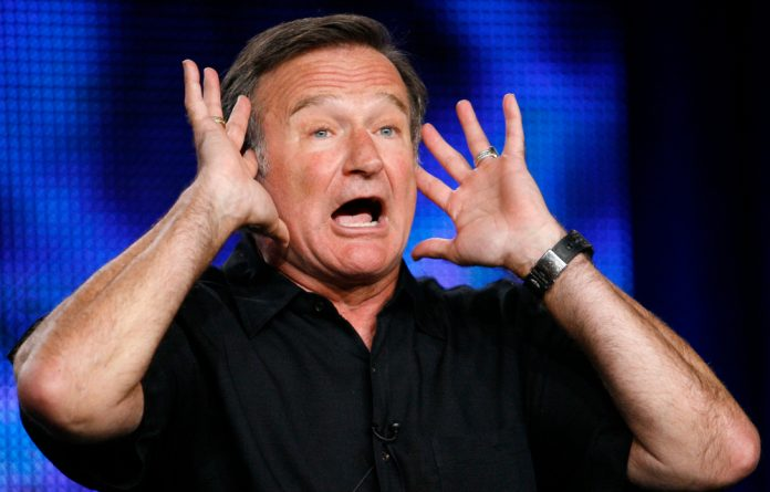 The comedian's appeal stretched across generations and genres.